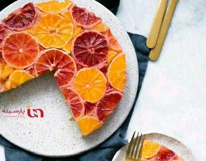 کیک پرتغالی، یک میانوعده زیبا و خوش عطر و طعم