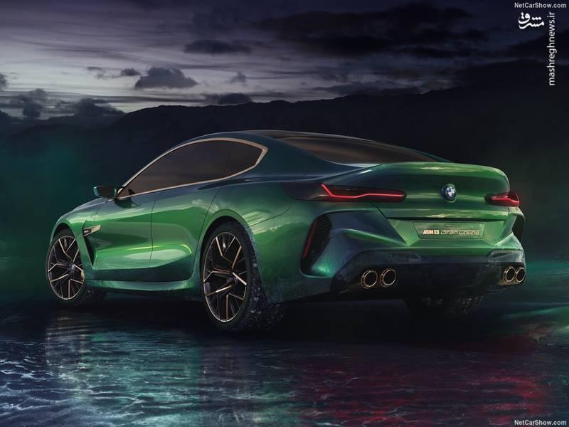 رونمایی از شاهکار جدید BMW +عکس