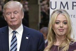 تبریک متفاوت دونالد ترامپ به دخترش +عکس