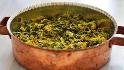طرز تهیه نرگسی؛ یک غذای رژیمی و گیاهی