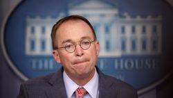 رئیس ستاد کارکنان کاخ سفید از ادای شهادت خودداری کرد