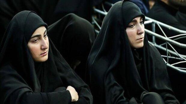 ناراحتی خانواده سردار سلیمانی از کاندیداتوری دخترش در انتخابات شورای شهر