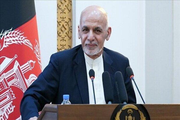 اشرف غنی: طالبان ارادهای برای صلح ندارد