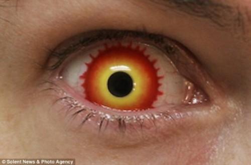 تصاویری از لنزهای ترسناک!