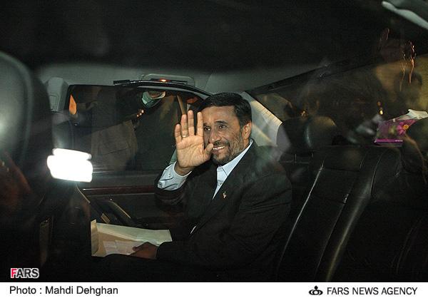ناگفتهای از مناظره احمدینژاد-موسوی ۱۳۸۸
