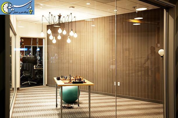 گزارش تصویری از ساختمان فیس بوک www.TAFRIHI.com