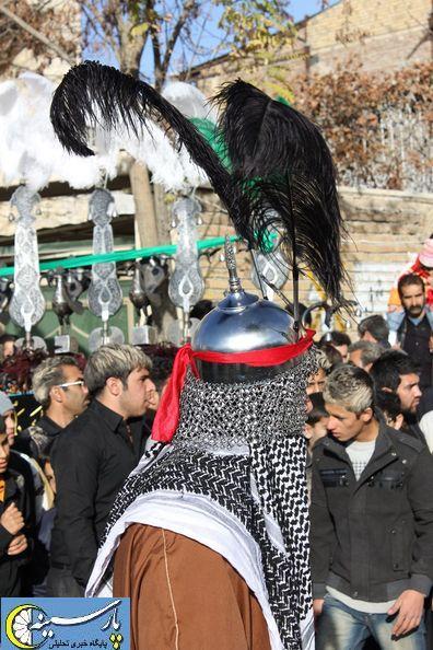 19252 320 مراسم سنتی عاشورای حسینی در بروجرد