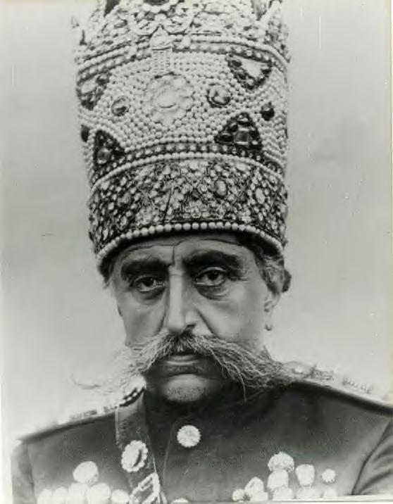 مظفر الدین شاه و عکسهای تاریخی عکسهای قدیمی