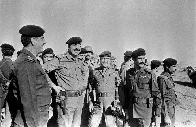 تاثیر شخصیت صدام بر جنگ