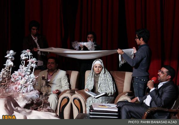 عکس مراسم عزا و عروسی چهره ها