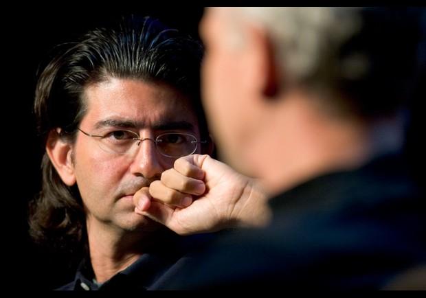 مدیر سایت Ebay ثروتمند ترین فرد ایرانی+عکس