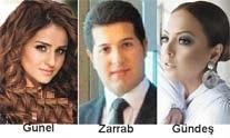 همه همسران سابق ابرو همسر رضا ضراب +تصاویر