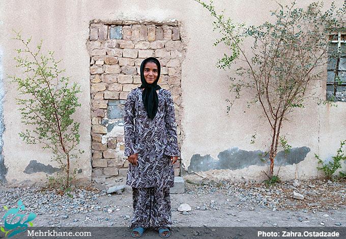 گزارش تصویری از دختران دبیرستان شبانهروزی رودبارجنوب