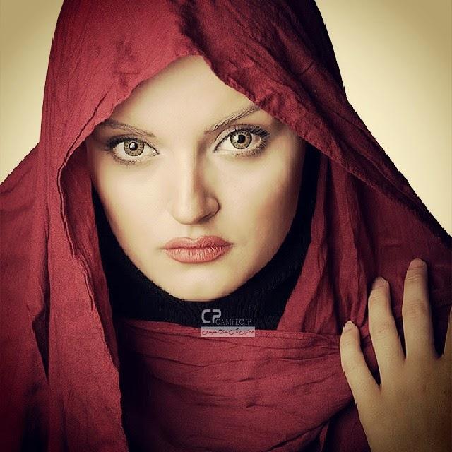 عکسی فوق العاده از نیلوفر پارسا بازیگر نقش بیتا در آوای باران