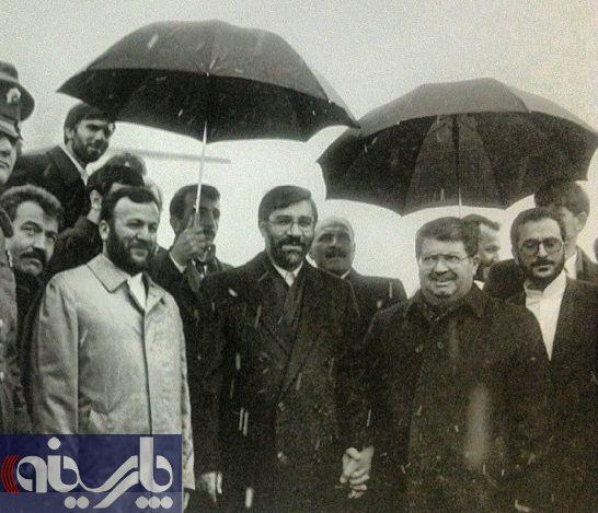 (عکس) میرحسین و متکی در ترکیه