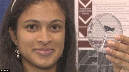 اختراع دختر18 ساله گوگل را شوکه کرد