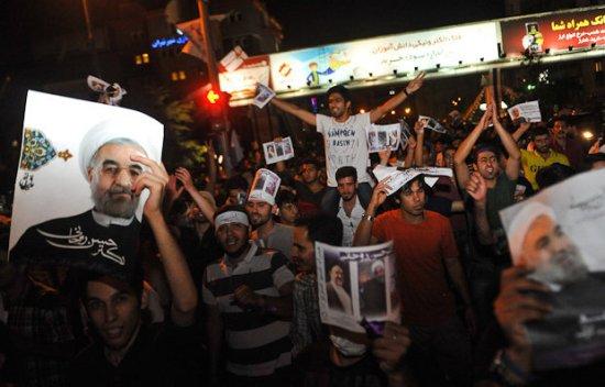 54817 514 - ديشب در خيابانهاي تهران چه گذشت؟ + تصاوير