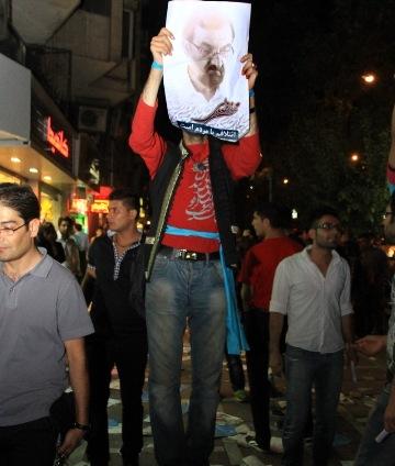 54819 665 - ديشب در خيابانهاي تهران چه گذشت؟ + تصاوير