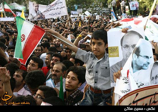54821 830 - ديشب در خيابانهاي تهران چه گذشت؟ + تصاوير