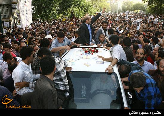 54822 752 - ديشب در خيابانهاي تهران چه گذشت؟ + تصاوير