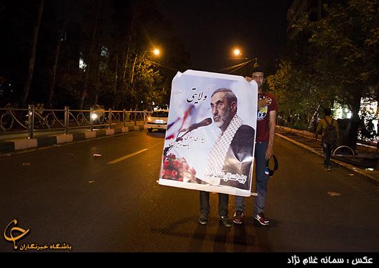 54823 982 - ديشب در خيابانهاي تهران چه گذشت؟ + تصاوير