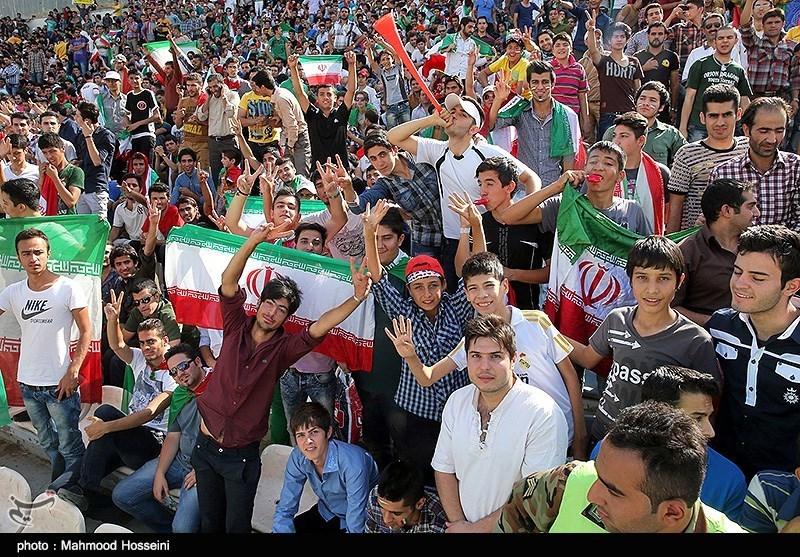 عکس تیم فوتبال زنان ایران