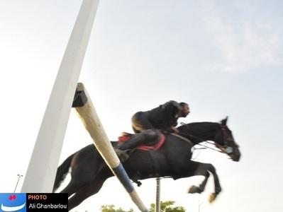 سواره نظام اسب سوار ضد شورش ناجا