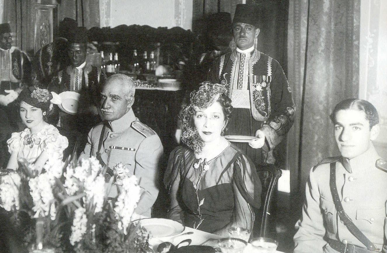 عکس پول پهلوی