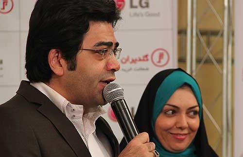 اجرای دو نفره آزاده نامداری و فرزاد حسنی