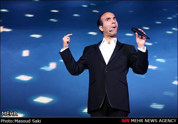تقلید صدای محسن چاوشی توسط حسن و کنسرت خنده حسن ریوندی نمایشگاه