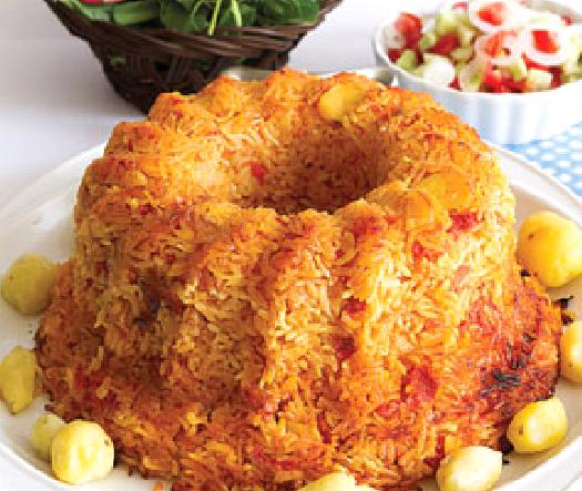 طرز تهیه استانبولی پلو