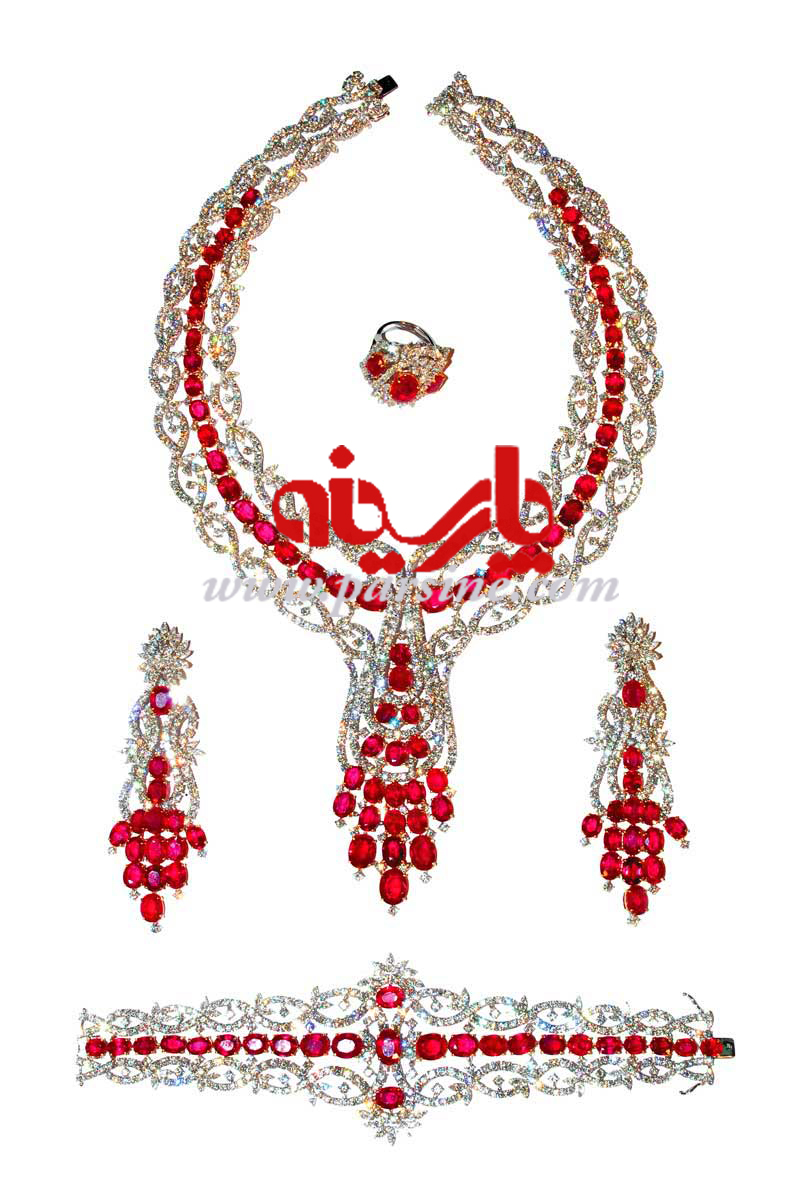 جواهرات احمدی نژاد