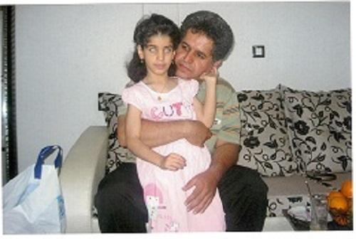 دختر نابینا و ناشنوا در برنامه ماه عسل هم پدر داشت و هم مادر