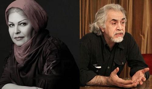 اکرم محمدی و مجید جعفری