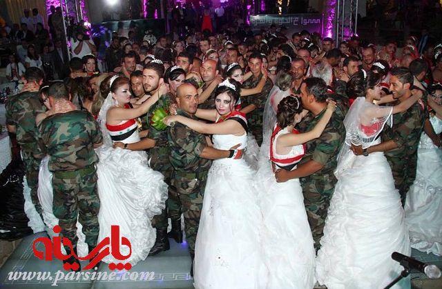باغ عروسی مختلط در شیراز