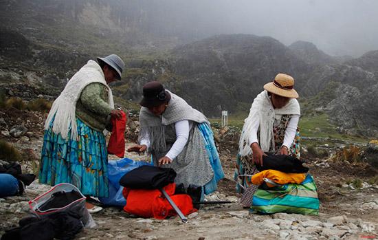 عکس جالب بولیوی