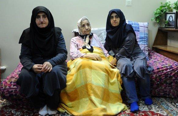 متفاوت   ترین   پرستاران   ایرانی  + عکس