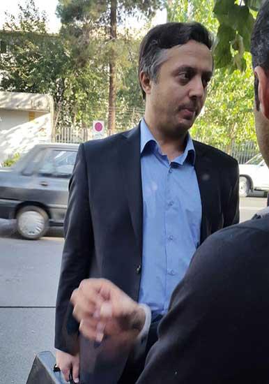 وکیل بابک زنجانی سوابق رسول کوهپایه زاده