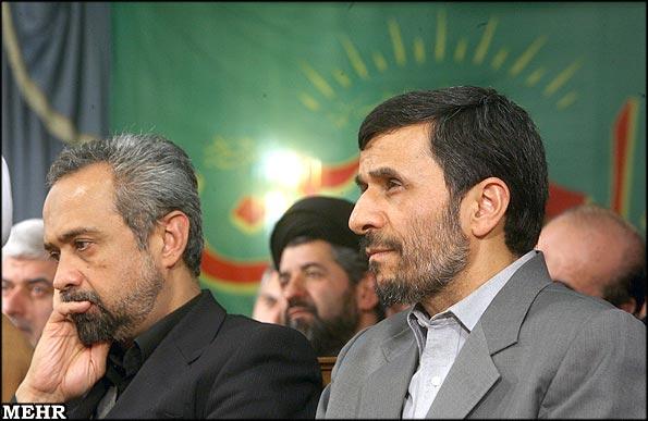غیبت توجیه روزی که احمدی نژاد،نهاوندیان را برکنار کرد/عکس