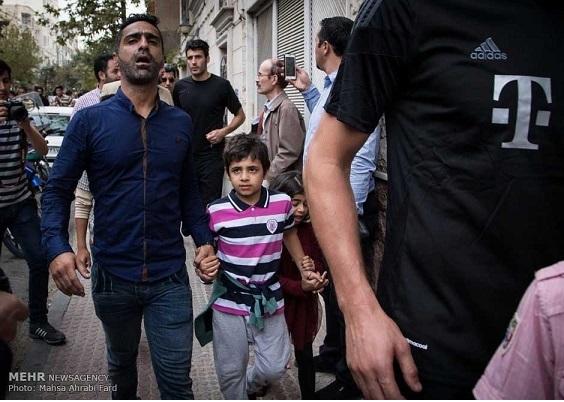 درخصوص حواشی پرسپولیس فرزندان هادی نوروزی پس از فوت پدر+ تصاویر