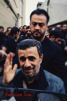 محافظ محمود احمدی نژاد