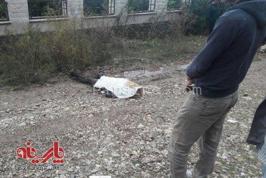 قتل بی رحمانه دختر جوان در نوشهر +عکس