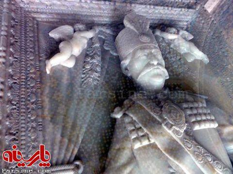 سنگ قبر علما ماجرای مرگ حجار سنگ قبر ناصرالدین شاه از غصه