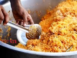 بریانی سبزیجات، یک غذای هندی سبک