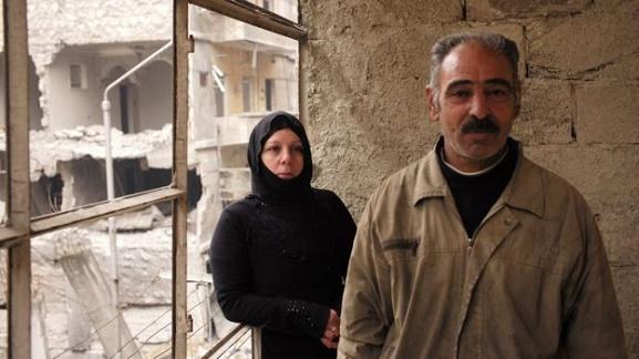 «امید در ویرانه»؛ گزارشی از زندگی مردم در شرق حلب