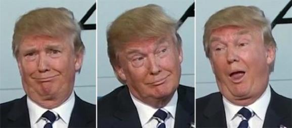 «زبان بدن ترامپ» درباره شخصیت او چه میگوید؟