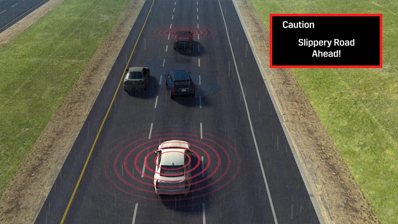 با فناوری V2X نوع رانندگی ما عوض خواهد شد