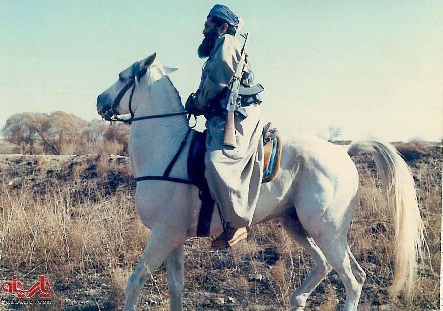 دو عکس دیده نشده از مرحوم ططری، نماینده جنجالی کرمانشاه!