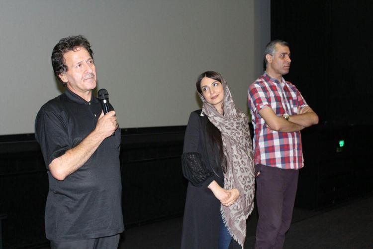 تازهترین عکسهای ابوالفضل پور عرب در کنار سمیرا حسنزاده