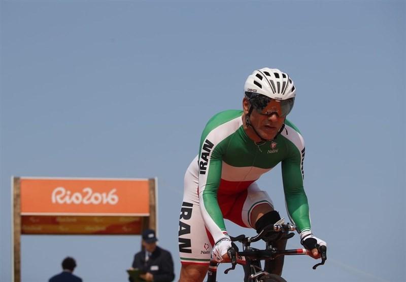 مرگ دوچرخه سوار ایرانی در پارالمپیک ریو